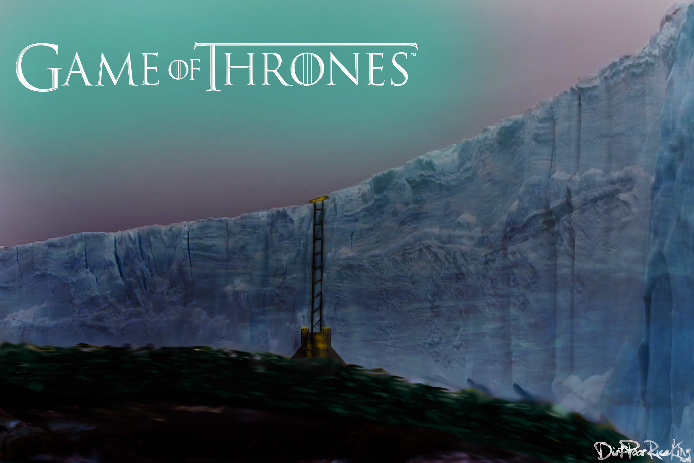 Game Of Thrones The Wall By Dirtpoorriceking On Deviantart