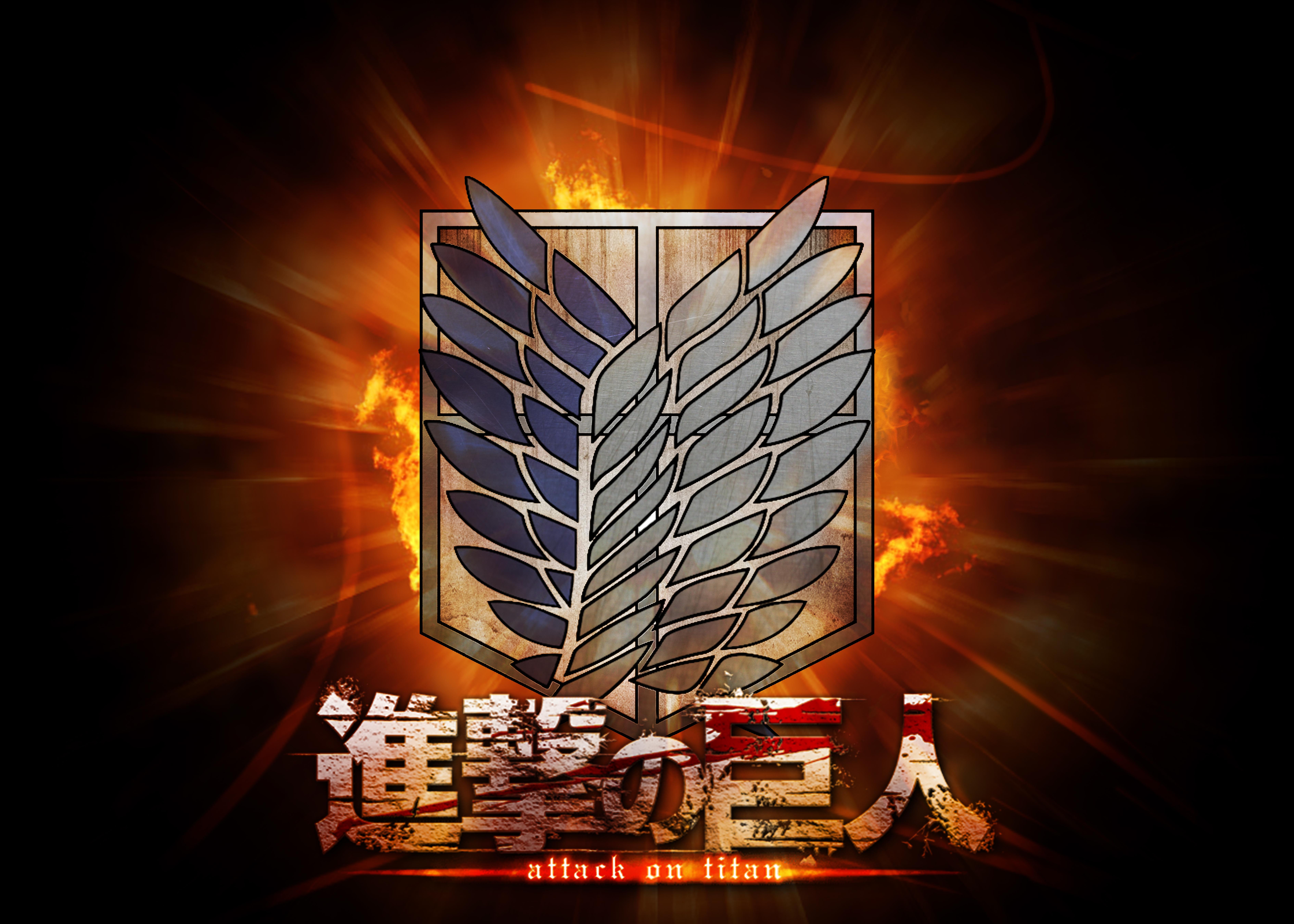 Attack On Titan Wallpaper By Dirtpoorriceking On Deviantart