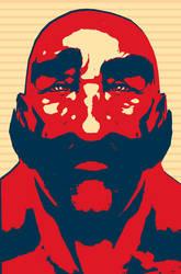 Barack Obrauma league of Legends Poster by DirtPoorRiceKing
