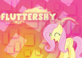 Fluttershy Wallpaper by DirtPoorRiceKing