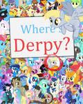 Where's Derpy Book Cover