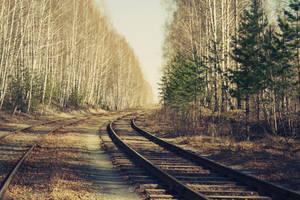 railway by flyfaber