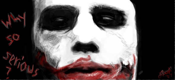 The Joker by dapinayroxtar00131