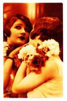 Flapper and Mirror by Goottilainen