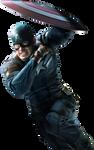 Captain America Render 2799x4463