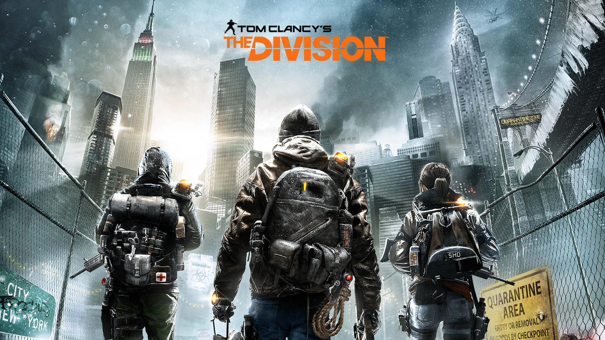 tom clancy's the division wallpaper 1920x1080sachso74 on deviantart