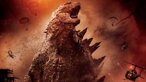 Godzilla 2014 Wallpaper 1920x1080
