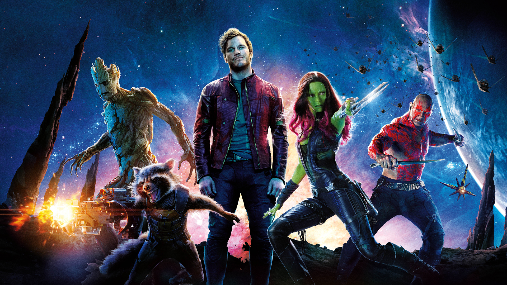Guardians Of The Galaxy Wallpaper 1920x1080 By Sachso74 On Deviantart