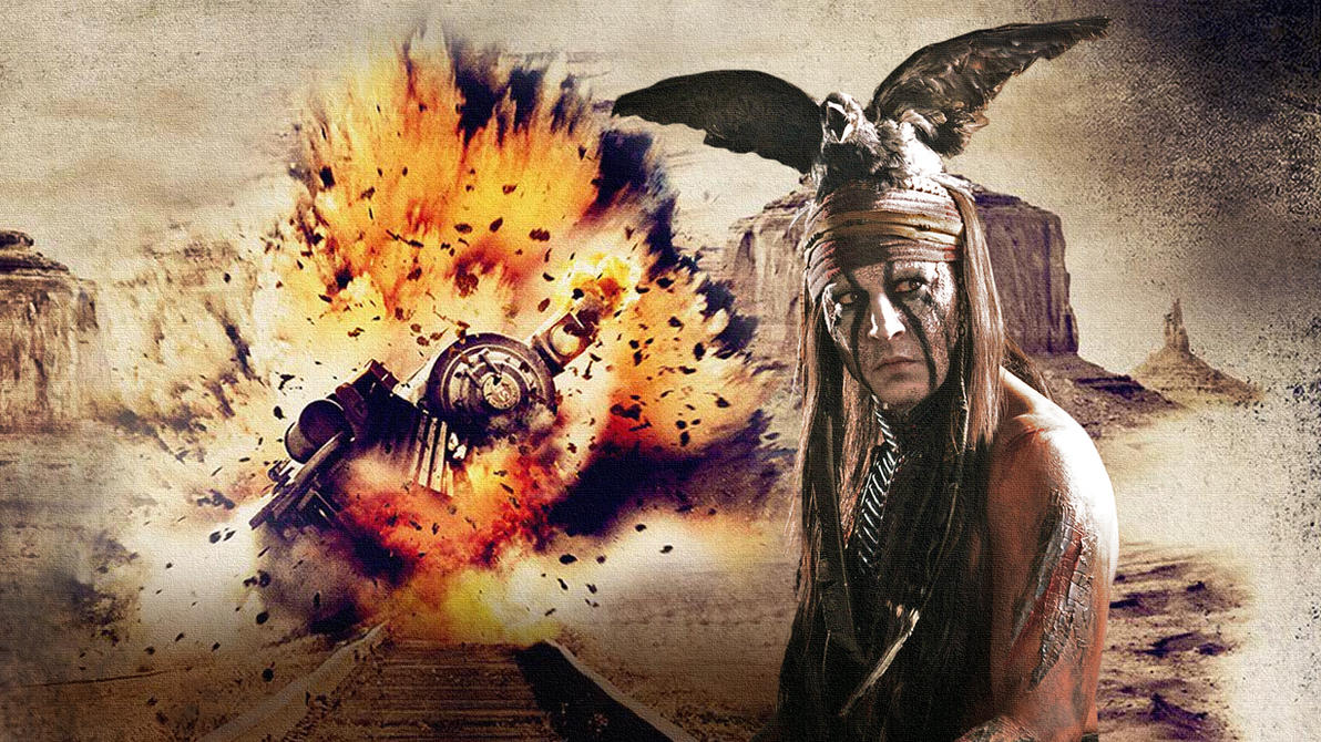 The Lone Ranger Wallpaper 1920x1080 By Sachso74