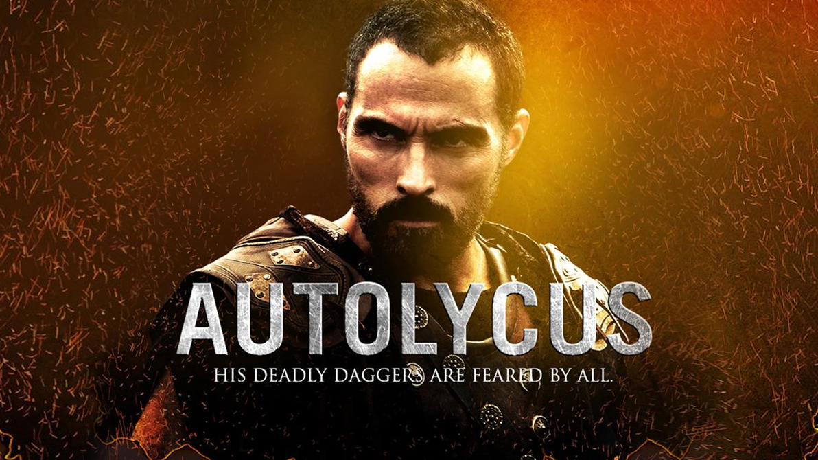 Autolycus Fan Art Rufus Sewell  Autolycus