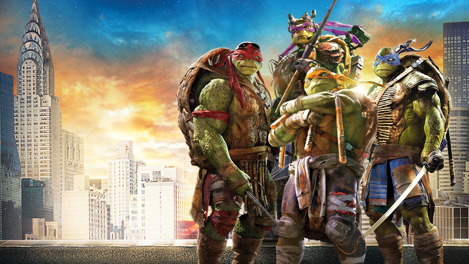 Teenage Mutant Ninja Turtles Wallpaper 1920x1080 By Sachso74