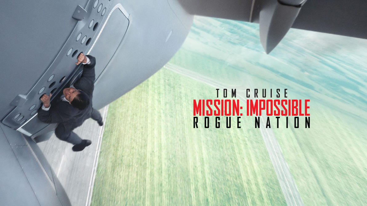 mission impossible 5 rogue nation wallpapersachso74 on deviantart
