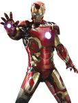 Iron Man Avengers Age of Ultron Render