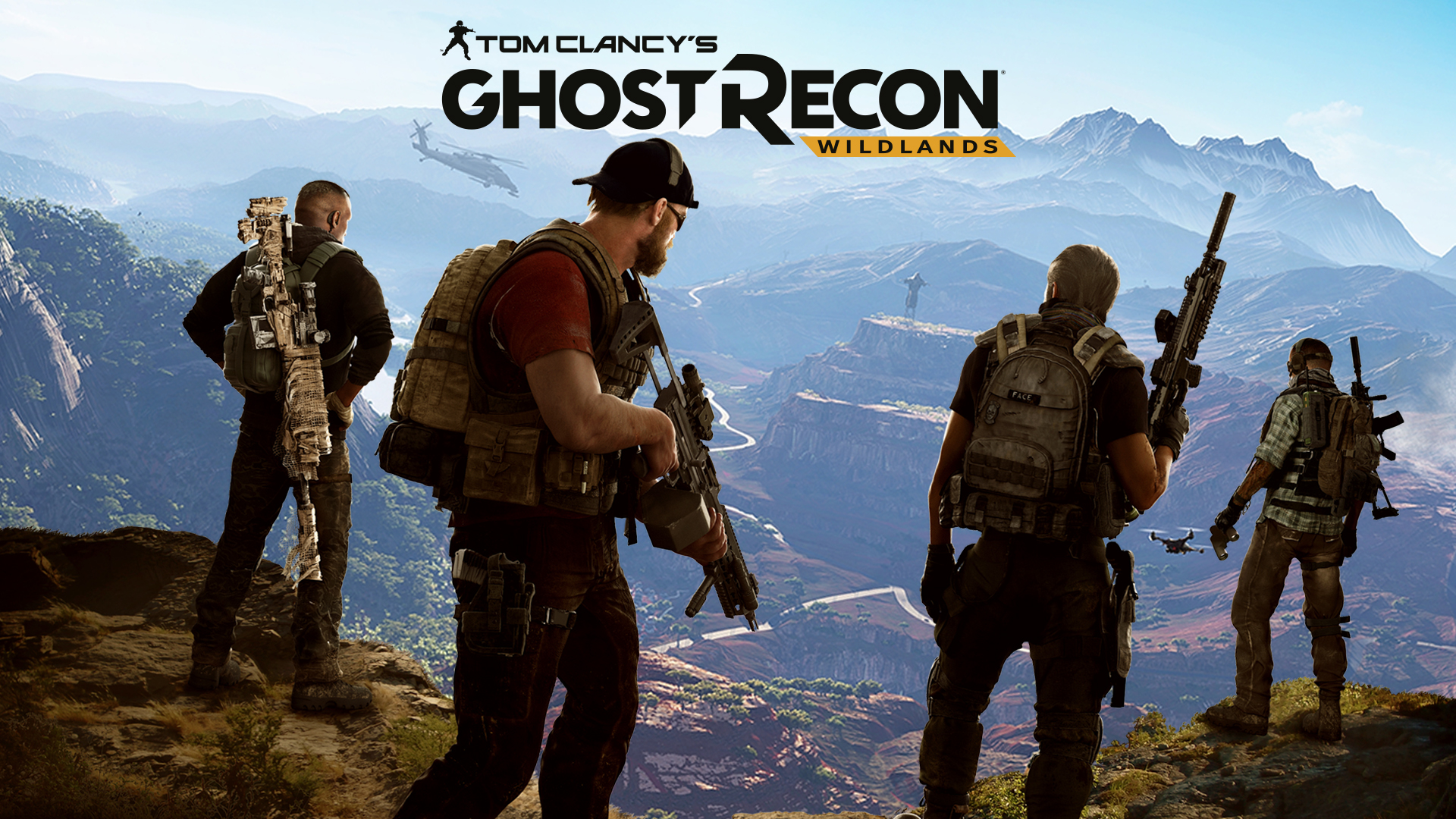 Ghost Recon Wildlands Wallpaper 1920x1080 By Sachso74 On