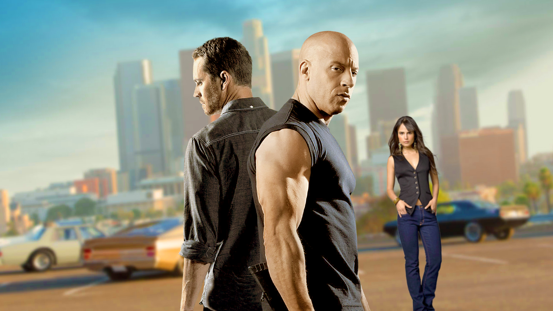Fast And Furious 7 Wallpaper: Fast Furious Wallpaper 1920x1080 By Sachso74 On DeviantArt
