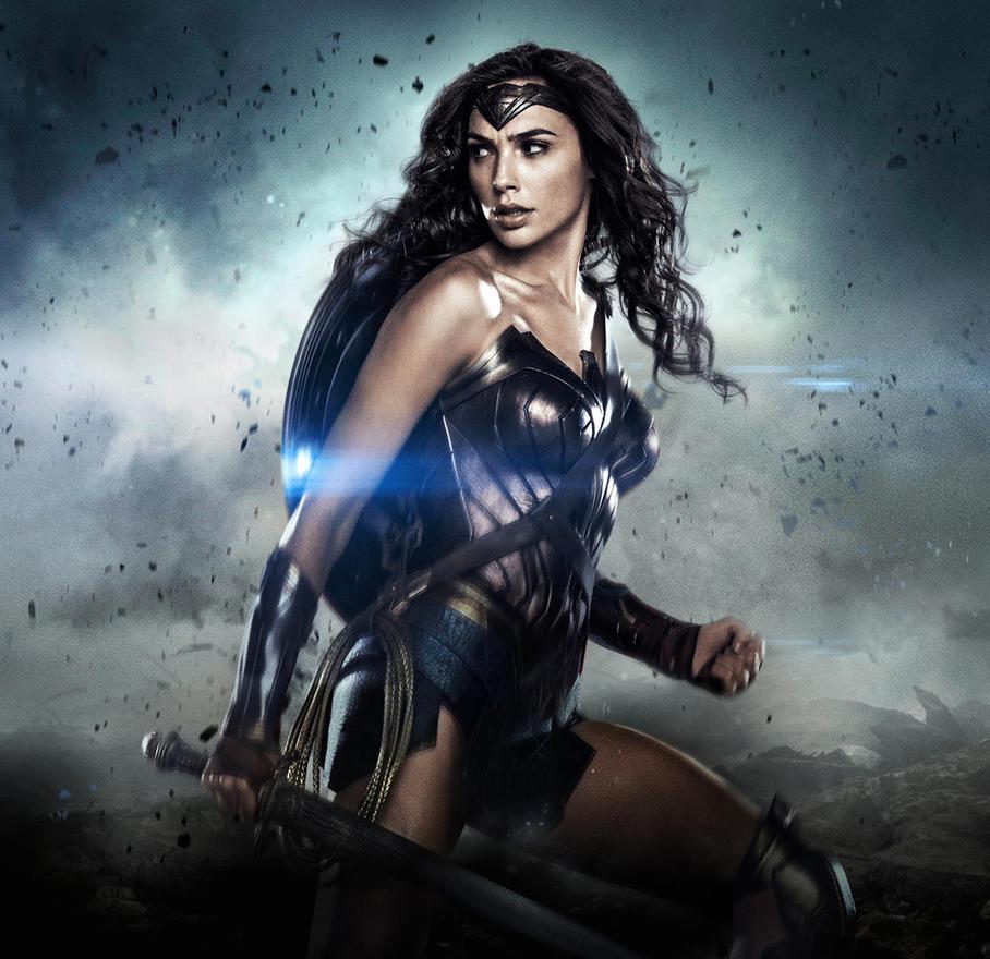 Wonder Woman (Gal Gadot) Batman v Superman by sachso74 on ...