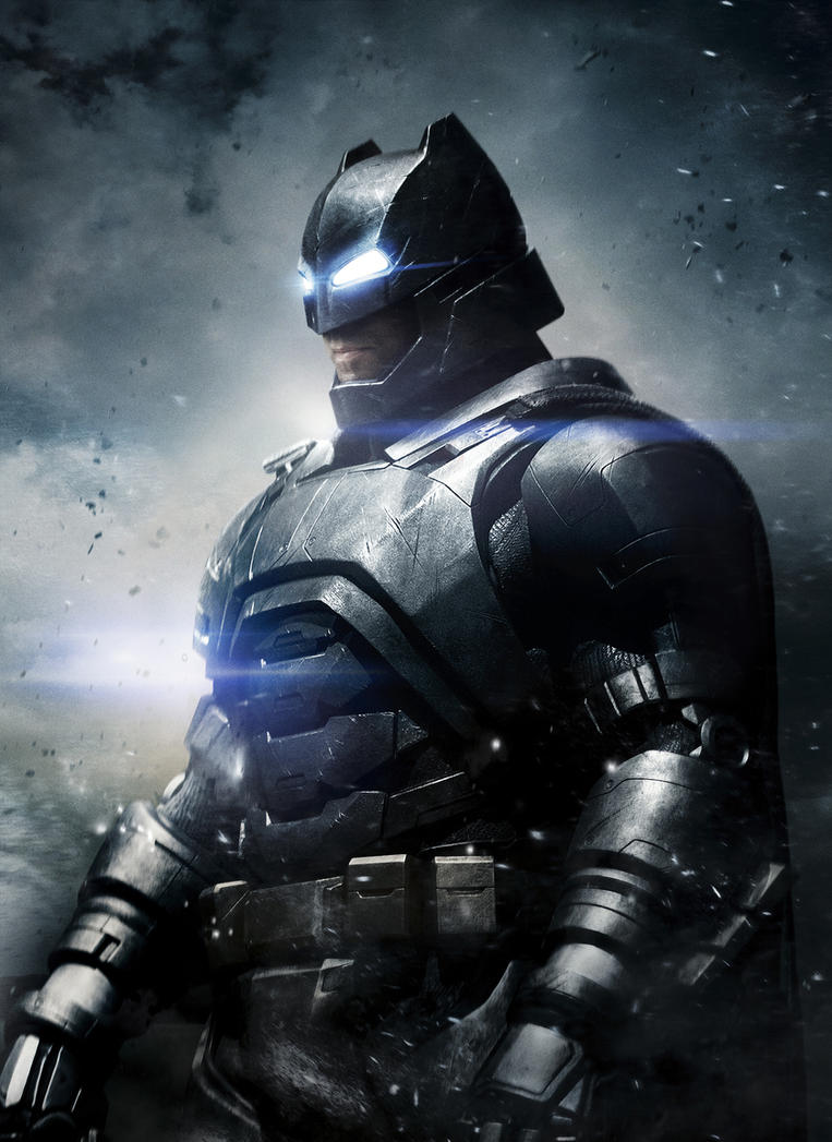 Batman ben affleck batman v superman by sachso74 on - Ben affleck batman wallpaper ...