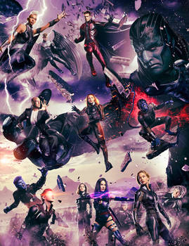 X Men Apocalypse Empire Covers Textless