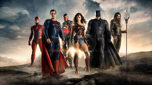 The Justice League Wallpaper 1920x1080