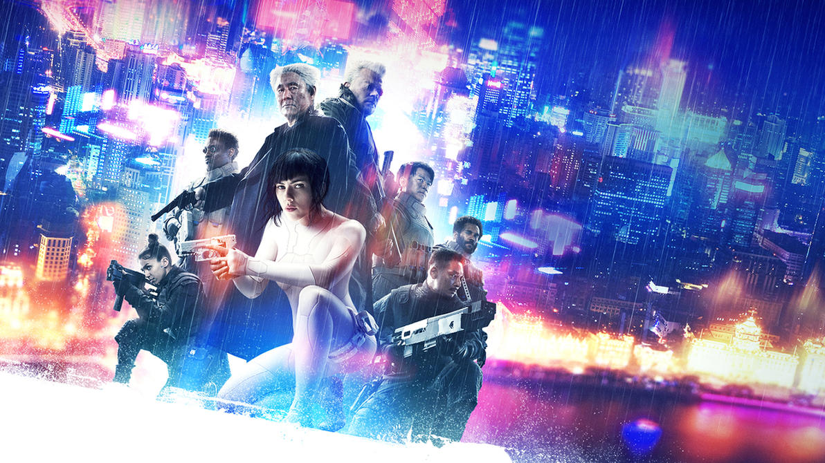 Ghost In The Shell Wallpaper 1920x1080 By Sachso74 On