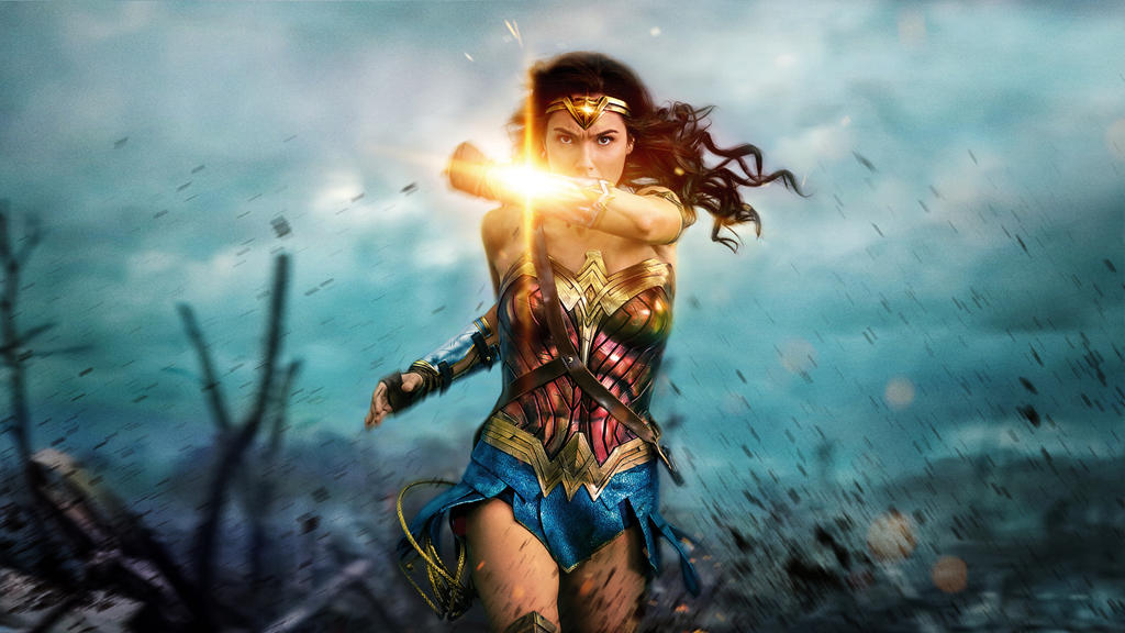 Wonderwoman Live Wallpaper: Wonder Woman Wallpaper 1920x1080 By Sachso74 On DeviantArt