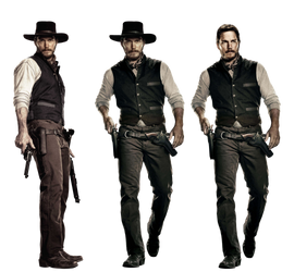d395cc48669f2 Smaug11 57 10 Magnificent Seven Character Josh Faraday by sachso74
