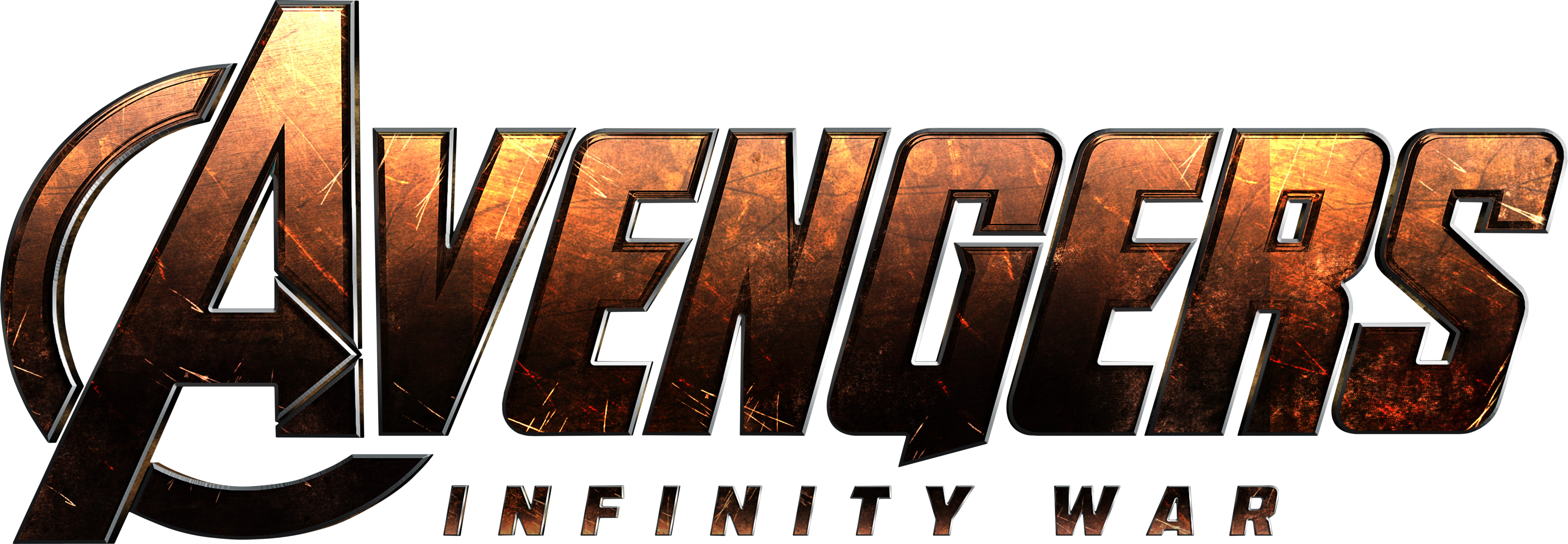 Avengers Infinity War Logo Png 4650x1613 By Sachso74 On Deviantart