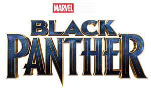 Black Panther Logo PNG  6282x3763 by sachso74