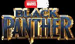Black Panther Logo PNG  6282x3763