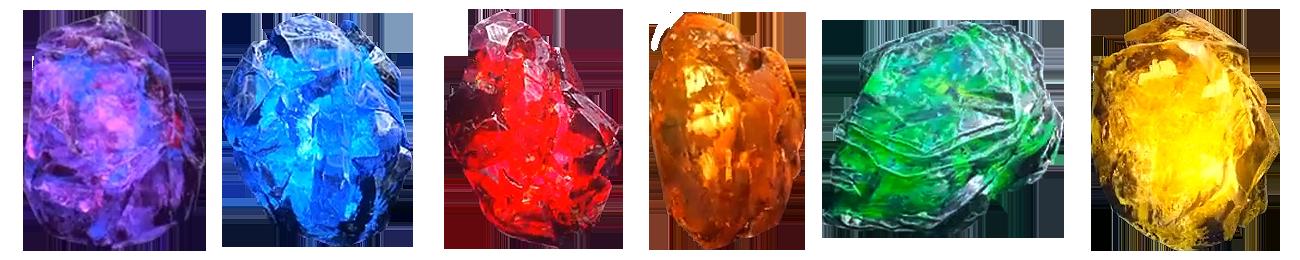 Infinity Stones PNG