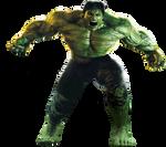 The Incredible Hulk: Custom full body 3862x3432