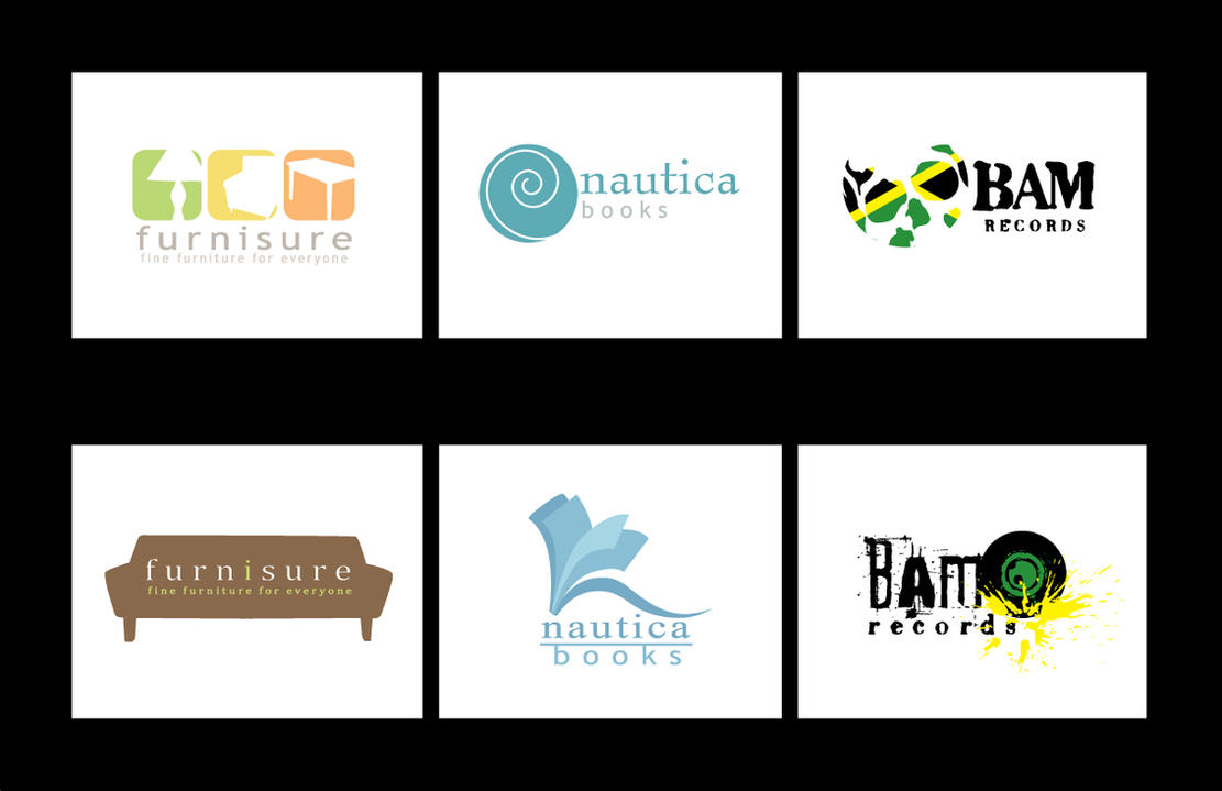 Logos and the likes by flashparade