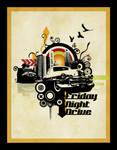 Friday Night Drive by flashparade