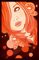 Tangerine Dream by flashparade