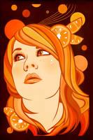 Orange Crush by flashparade