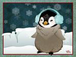 :winter wonderland: penguin