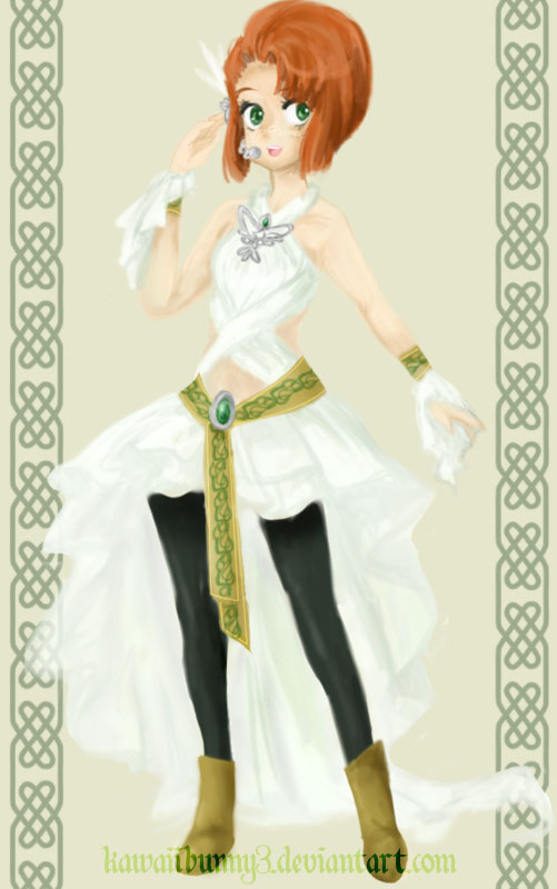 Vocaloid Avanna-concept by kawaiibunny3