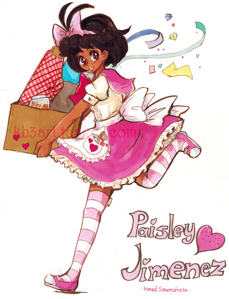 Paisley by kawaiibunny3