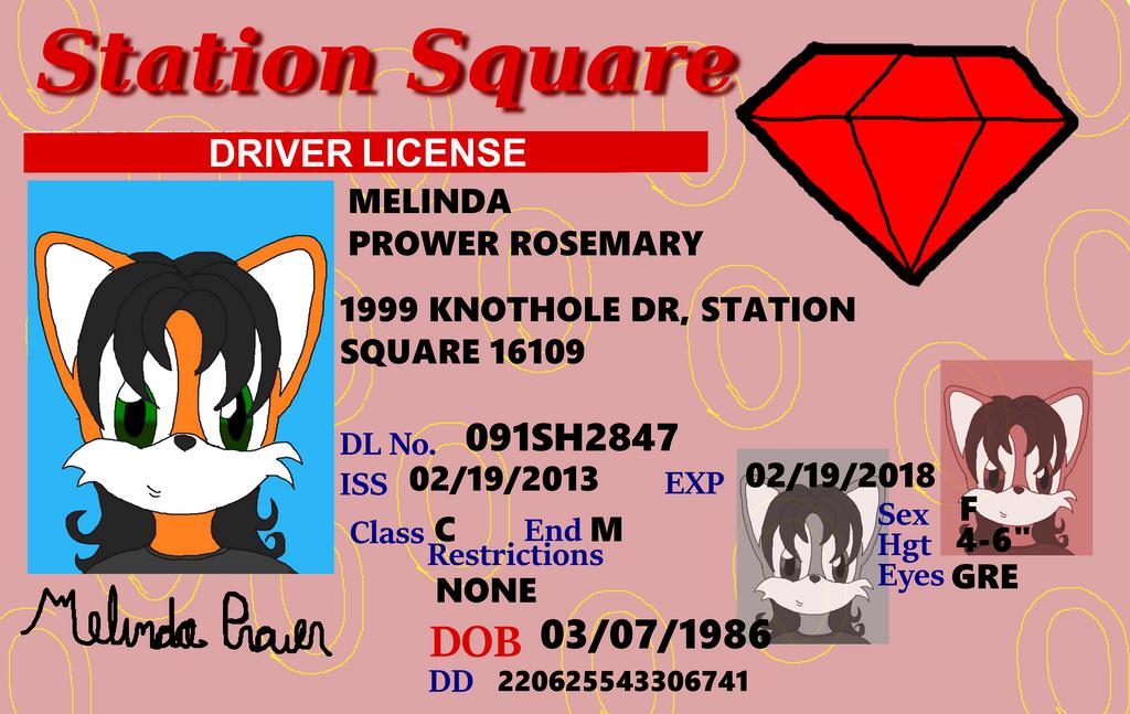Melinda ID by shobonimaster
