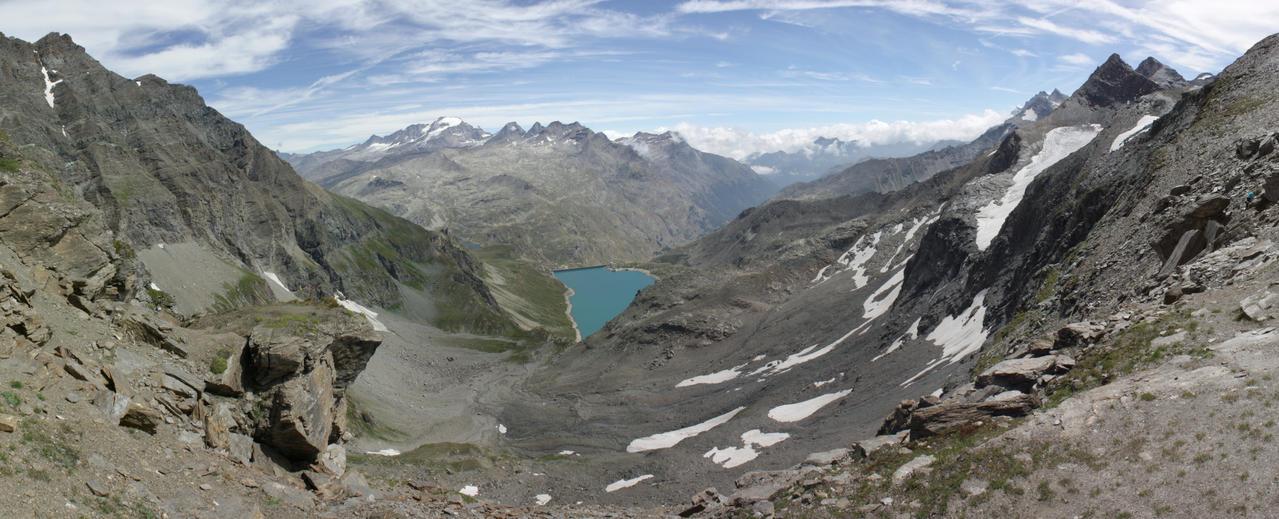 Col de la Lose (Italie) by angelofdisaster