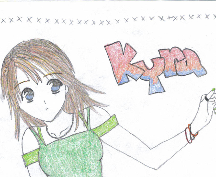 Animalia Characters: Kyra by 4evrkako