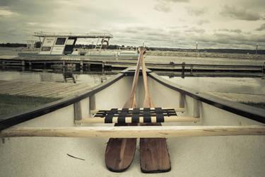 Cross Paddles by jaydools