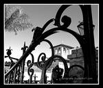 Left at the Church Gate by SeaSpryte