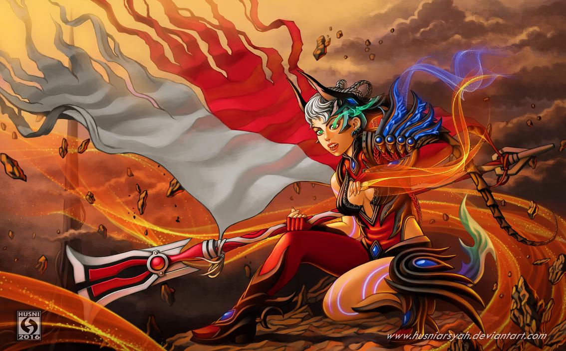 Lins The Patriots by Husniarsyah