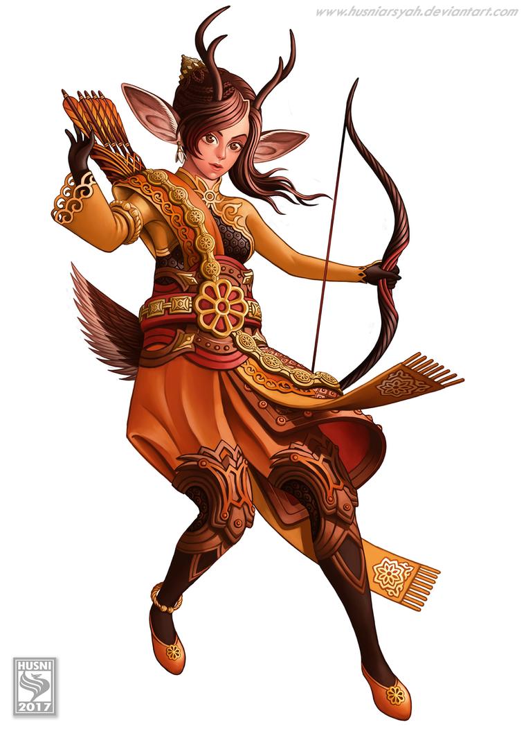 Legend Of Michelia by Husniarsyah