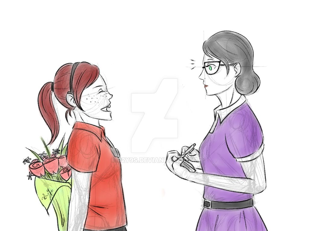 Hey, Miss Pauling! by r2y9s