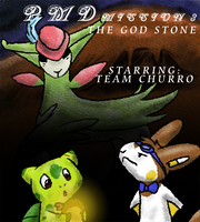 PMD Mission 3: Cover by Kitsumon