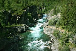 River Valley by Navanna