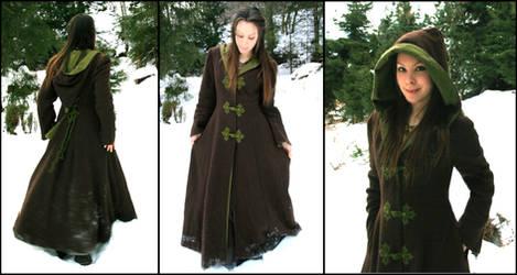 Fantasy Forest Winter Coat