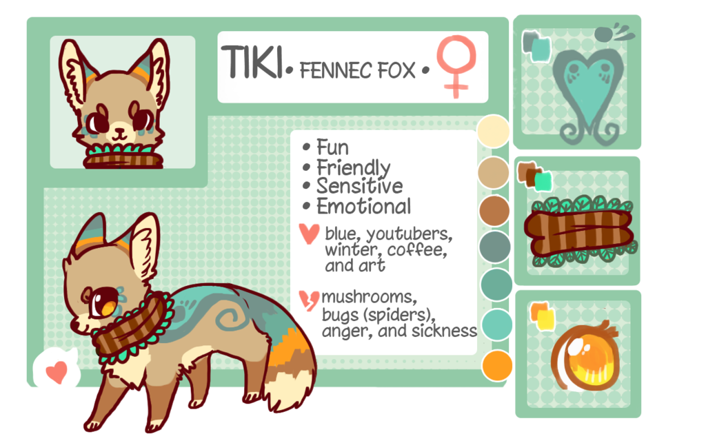 Tiki ref 2013 by Magicpawed